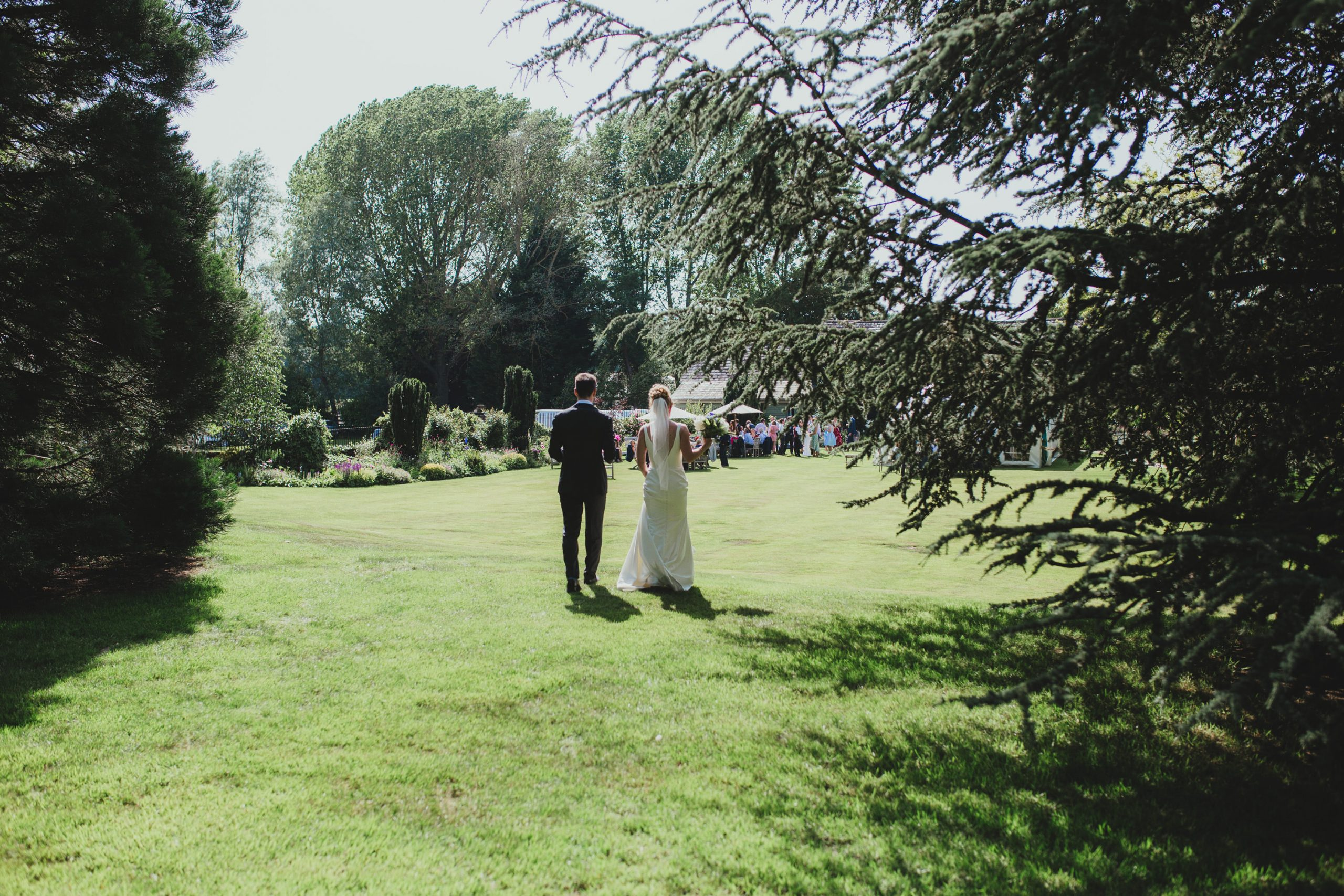 The Garden Barn wedding Little Bradley