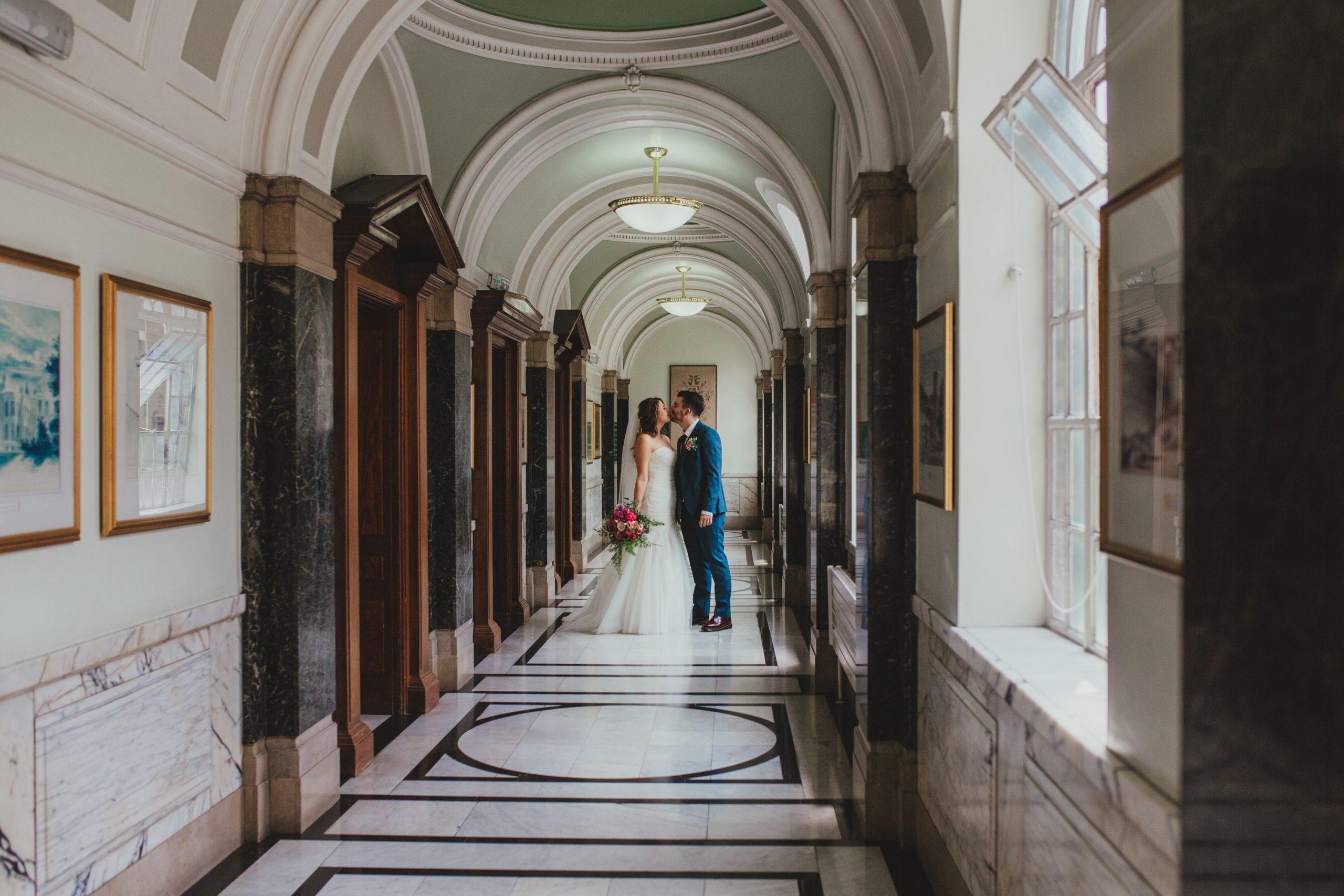 weddings at Islington Town Hall, Stoke Newington Town Hall and Hertford Town Hall