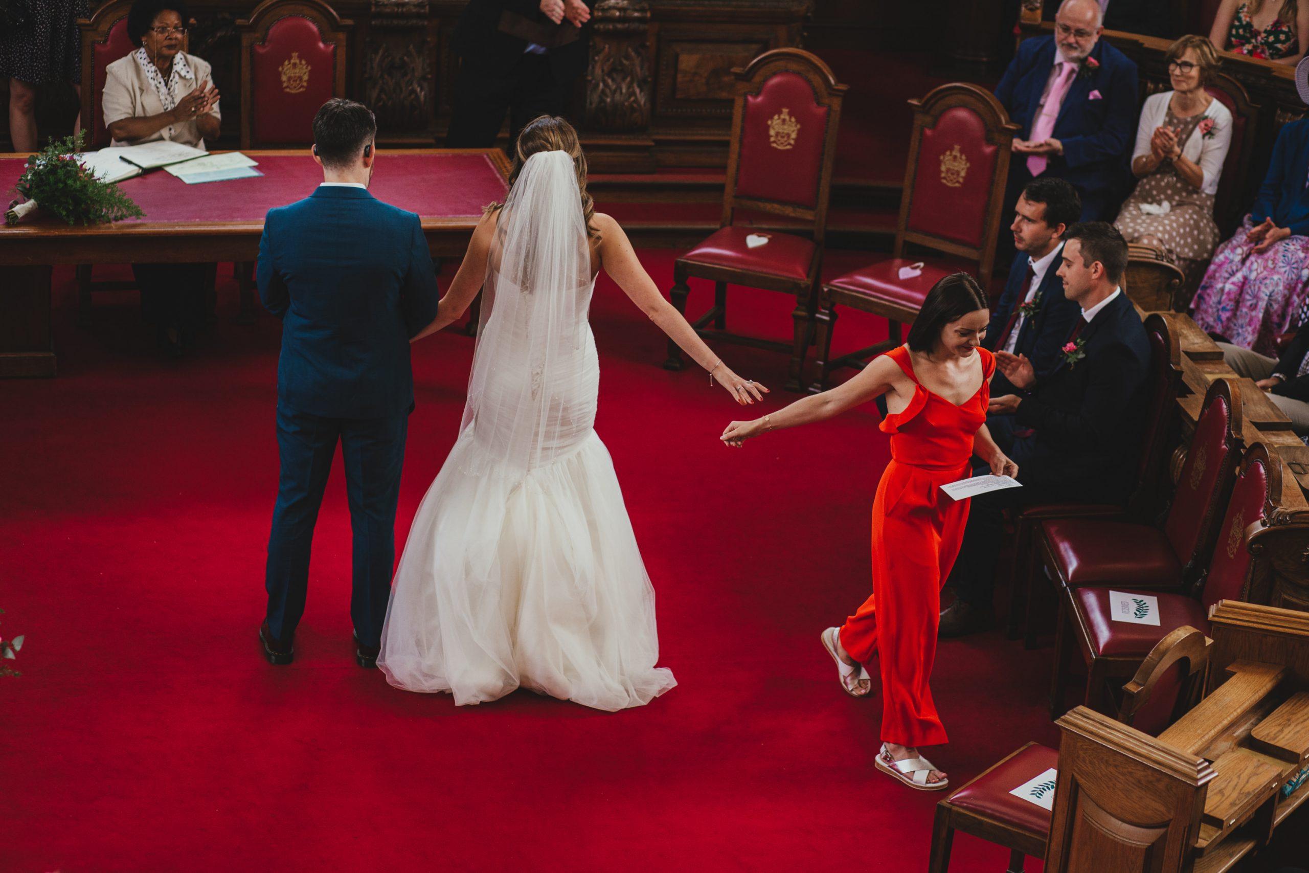 London Town Hall weddings